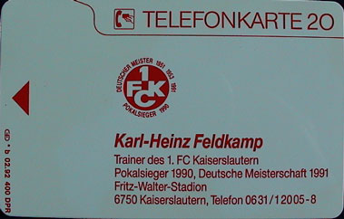 FCK-Cellcards/FCK-PhoneCard-92-Deutscher-Meister-Feldkamp-Karl-Heinz-rear.jpg